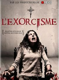 Couverture de L'Exorcisme