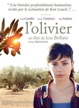 Couverture du livre : L'olivier