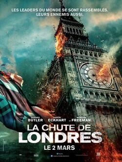 Couverture de La Chute de Londres