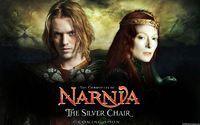 Couverture de Le monde de Narnia 4 : Le fauteuil d'argent