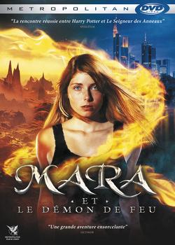 Couverture de Mara et le démon de feu