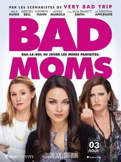 Couverture de Bad moms