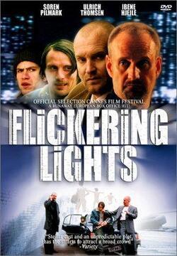 Couverture de Flickering Lights