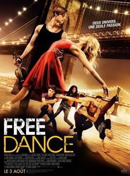 Couverture du livre : Free Dance
