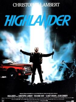 Couverture de Highlander