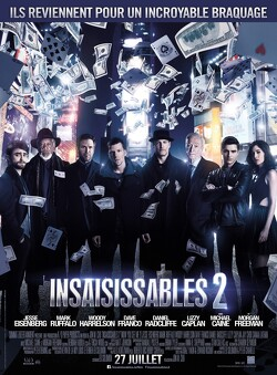 Couverture de Insaisissables 2