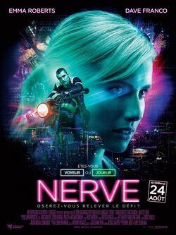 Couverture de Nerve