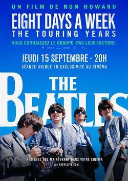 Couverture de The Beatles: Eight Days a Week