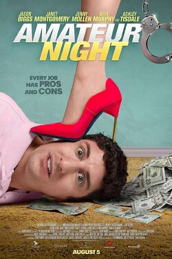 Couverture de Amateur Night