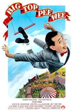 Couverture de Big Top Pee-Wee