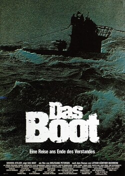 Couverture de Das Boot