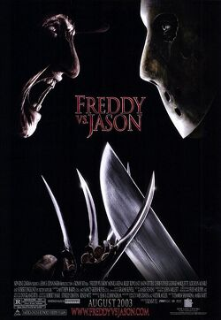 Couverture de Freddy contre Jason