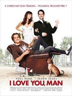 Couverture de I Love You, Man