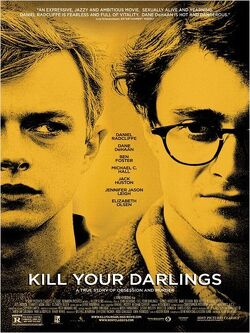 Couverture de Kill Your Darlings