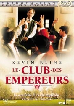 Couverture de Le club des empereurs