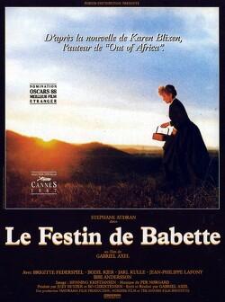 Couverture de Le Festin de Babette