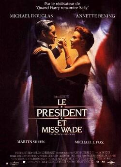 Couverture de Le Président et Miss Wade