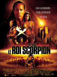 Couverture de Le roi scorpion