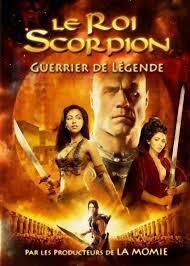 Couverture de Le Roi Scorpion 2 - Guerrier de légende