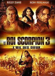 Couverture de Le Roi Scorpion 3 - L'Oeil des Dieux