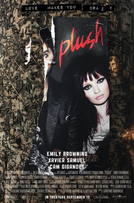 Couverture du livre : Plush