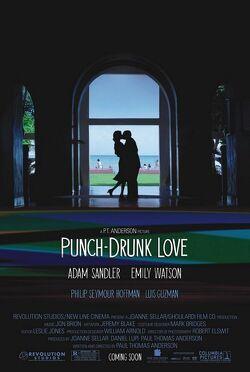 Couverture de Punch Drunk Love