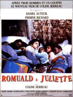 Couverture de Romuald et Juliette