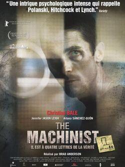 Couverture de The Machinist