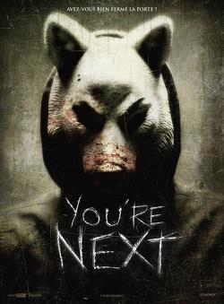 Couverture de You're next