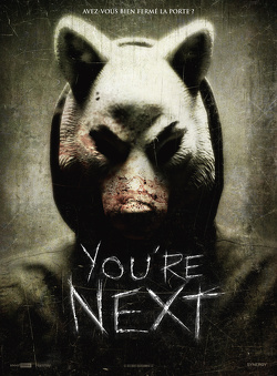 Couverture de You're next
