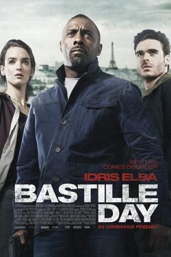 Couverture de Bastille Day