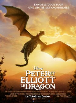 Couverture de Peter et Elliott le dragon