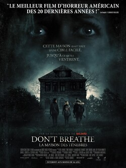 Couverture de Don't Breathe