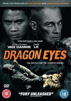 Couverture de Dragon eyes