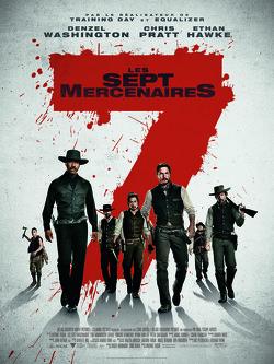 Couverture de Les Sept Mercenaires