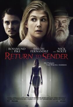 Couverture de Return to Sender
