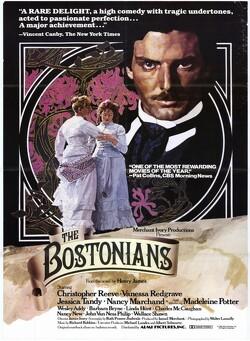 Couverture de The Bostonians