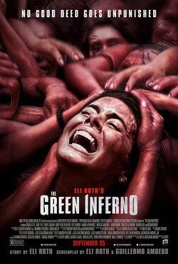 Couverture de The Green Inferno