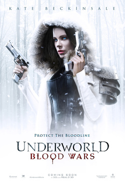 Couverture de Underworld 5 : Blood Wars