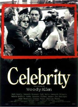 Couverture de Celebrity