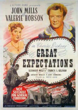 Couverture de Great Expectation