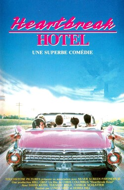 Couverture de Heartbreak Hotel