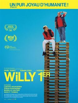 Couverture de Willy 1er