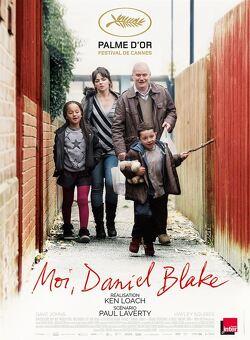 Couverture de Moi, Daniel Blake