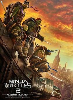 Couverture de Ninja Turtles 2