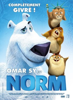 Couverture de Normand du nord (Norm of the North)