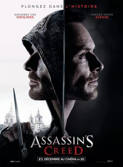Couverture de Assassin's Creed