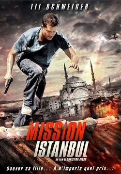 Couverture de Mission Istanbul