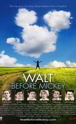 Walt avant Mickey