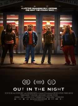 Couverture de Out in the Night